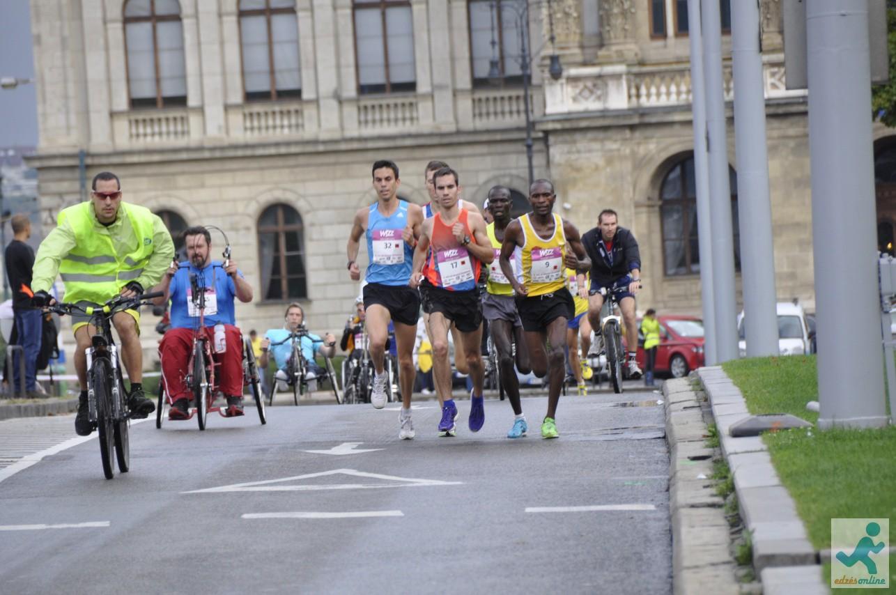 Wizzair félmaraton 2014